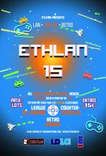 Affiche lan party Ethlan #15