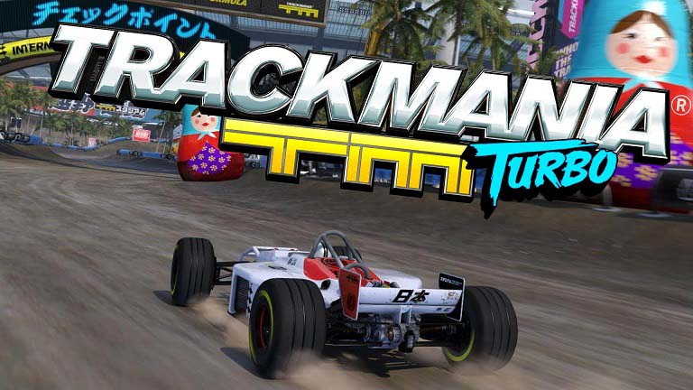 Trackmania Turbo Image Jeu